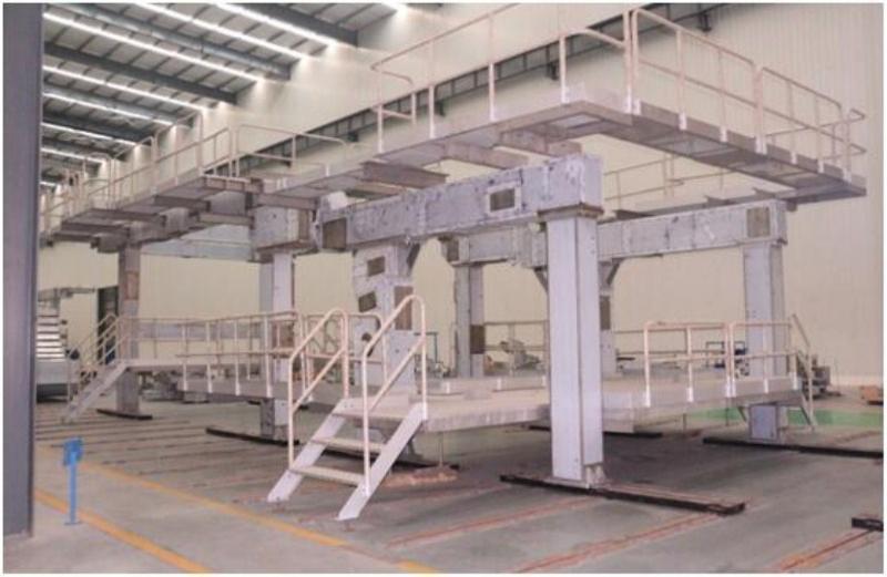 Paper Machine Reconstruction Project