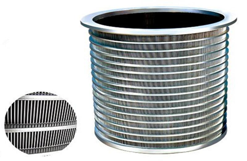 Pressure Screen Basket