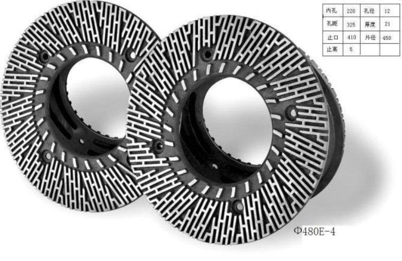 Refiner Disc, Rotor , Stator